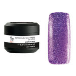 Gel de cor UV&LED Color IT Scintillante Violet 5g - Ref. 146874