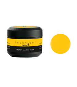 Gel de Cor UV&LED Paint Sunshine Yellow 5g - Ref. 146987