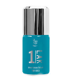 1-LAK 3 in 1 Gel Polish 10ml Overseas Blue - Ref. 181053