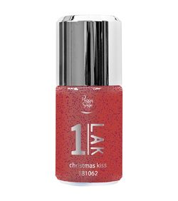 1-LAK 3 in 1 Gel Polish 10 ml Christmas Kiss - Ref. 181062