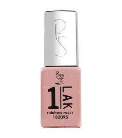 1-LAK 3 in 1 Gel Polish 5ml Rainbow Roses - Ref. 182095